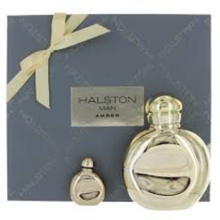 HALSTON SET MAN (EDT+EDT MINI)