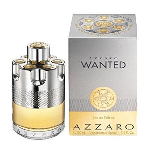 AZZARO WANTED EDT 3.4 OZ MAN