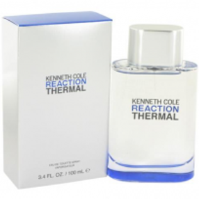 KENNETH COLE REACTION THERMAL EDT 3.4 OZ MAN