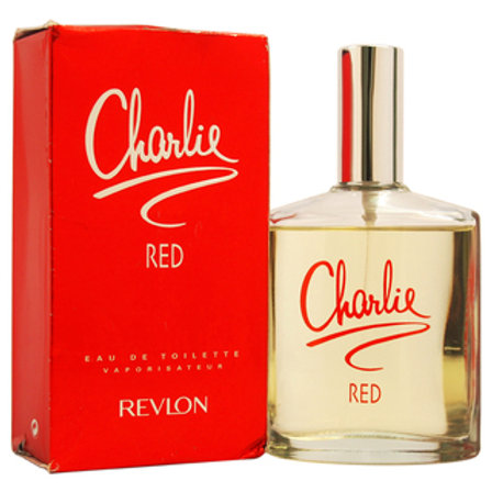 REVLON CHARLIE RED EDT 3.4 OZ WOMAN