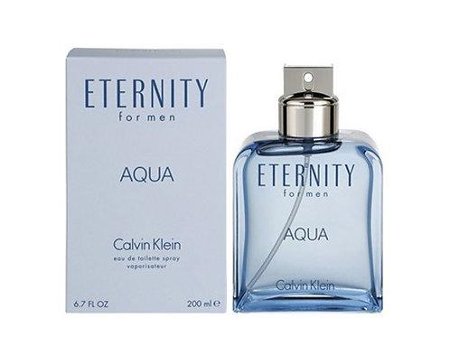 CALVIN KLEIN ETERNITY AQUA EDT 6.7 OZ MAN