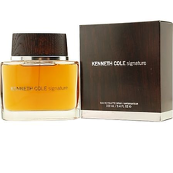 KENNETH COLE SIGNATURE EDT 3.4 OZ MAN