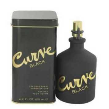 LIZ CLAIBORNE CURVE BLACK EDT 4.2 OZ MAN