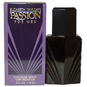 ELIZABETH TAYLOR PASSION COLOGNE 4.0 OZ MAN