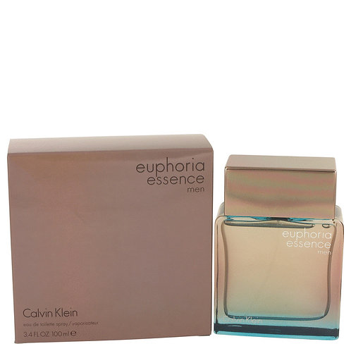 CALVIN KLEIN EUPHORIA ESSENCE EDT 3.4 OZ MEN