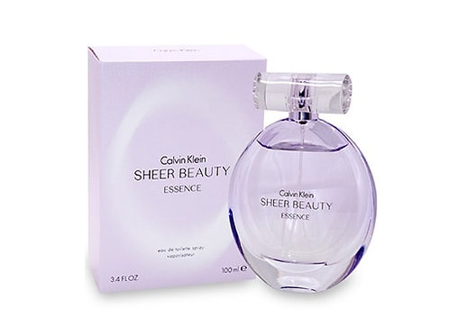 CALVIN KLEIN SHEER BEAUTY ESSENCE EDT 3.4 OZ WOMAN