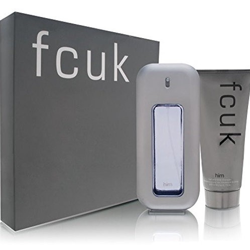 FCUK GIFT SET MAN (EDT 3.4 + HBS 6.7)