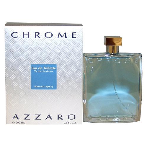 AZZARO CHROME EDT 6.8 OZ MAN
