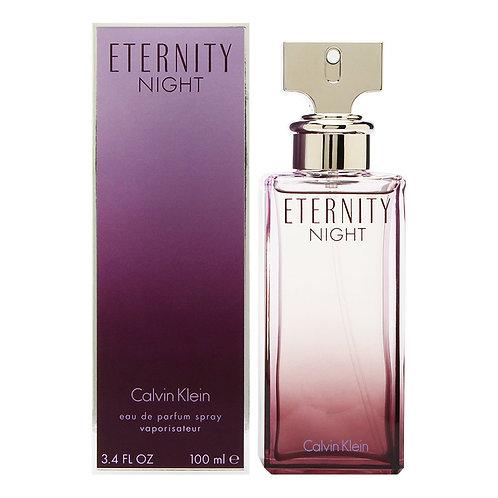 CALVIN KLEIN ETERNITY NIGHT EDP 3.4 OZ WOMEN