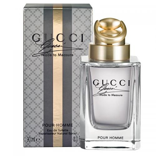 GUCCI MADE TO MEASURE EDT 3.0 OZ MAN