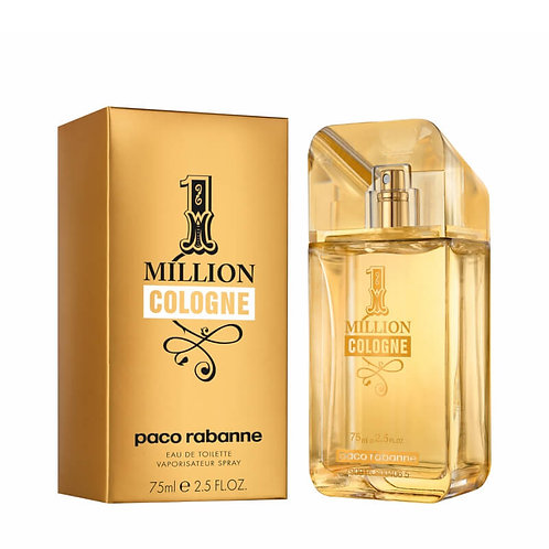PACO RABANNE 1 MILLION COLOGNE EDT 2.5 OZ MAN