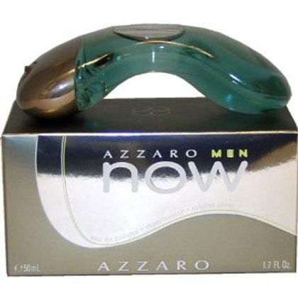 AZZARO NOW EDT 2.7 OZ MAN