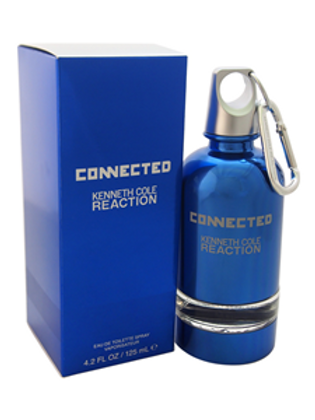 KENNETH COLE REACTION CONNECTED EDT 4.2 OZ MAN
