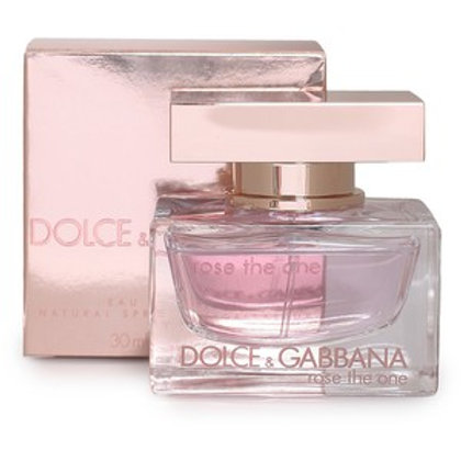 D&G THE ONE ROSE EDP 1.0 OZ WOMAN