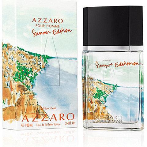 AZZARO SUMMER EDT 3.4 OZ MAN