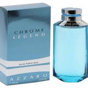 AZZARO CHROME LEGEND EDT 4.2 OZ MAN
