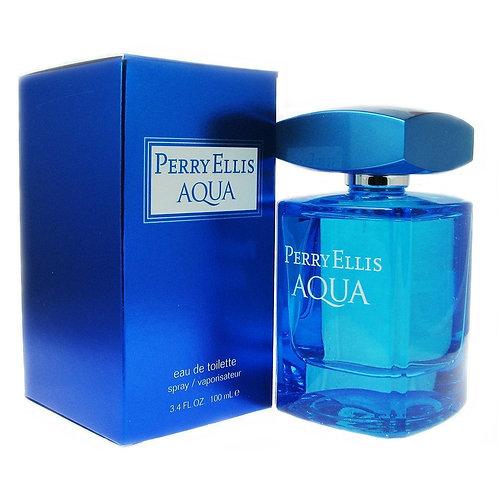 PERRY ELLIS AQUA EDT 3.4 OZ MAN