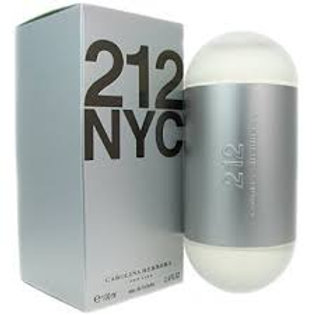 CAROLINA HERRERA 212 NYC EDT 3.4 OZ WOMAN