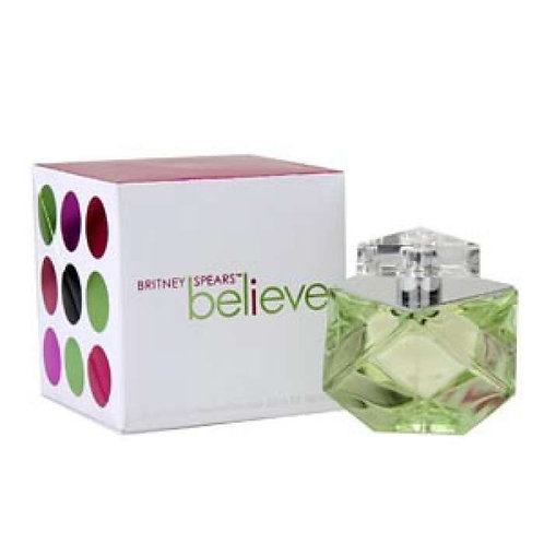 BRITNEY SPEARS BELIEVE EDP 3.3 OZ WOMAN