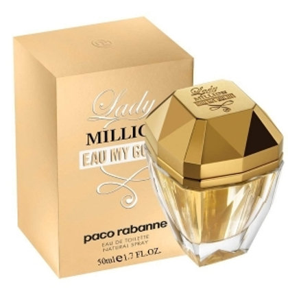PACO RABANNE LADY MILLION EAU MY GOLD EDT 1.7 OZ WOMAN