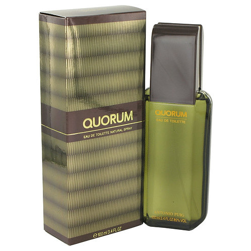 ANTONIO PUIG QUORUM EDT 3.4 OZ MAN
