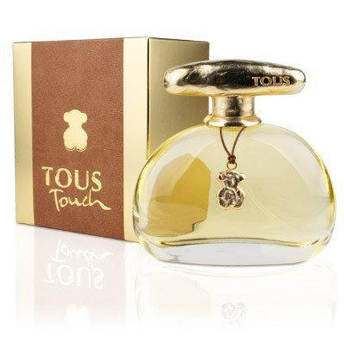 TOUS TOUCH EDT 3.4 OZ WOMAN