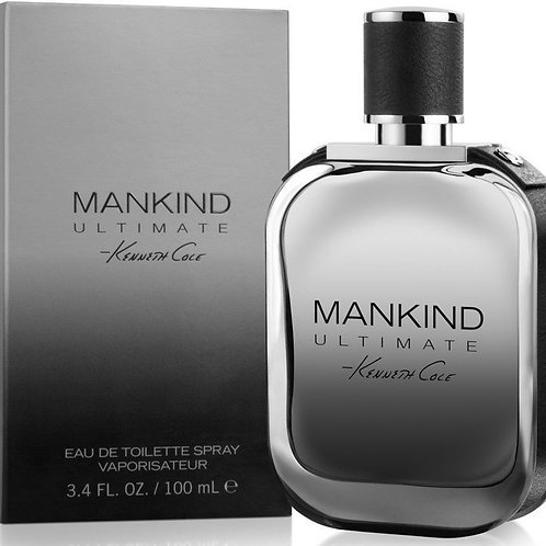 KENNETH COLE MANKIND ULTIMATE EDT 3.4 OZ MAN