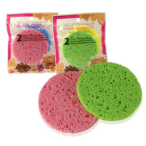 KLEANCOLOR CELLULOSE CLEASING SPONGES