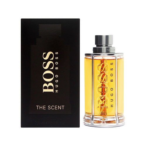 HUGO BOSS BOSS THE SCENT EDT 3.4 OZ MAN