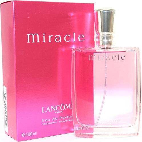 LANCOME MIRACLE EDP 3.4 OZ WOMAN