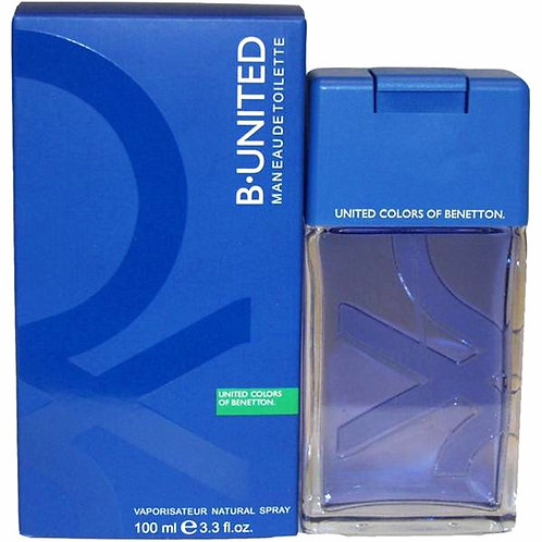 BENETTON B-UNITED EDT 3.3 OZ MEN