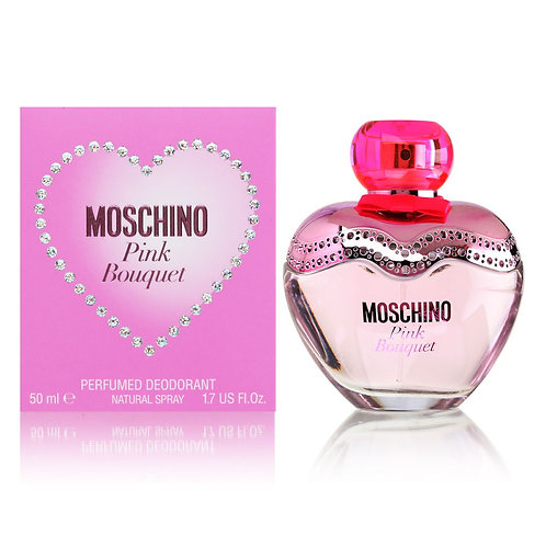 MOSCHINO PINK BOUQUET EDT 3.3 OZ WOMAN