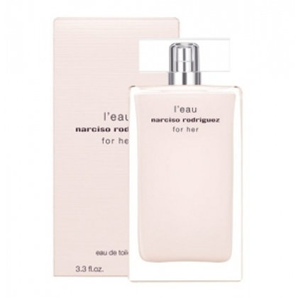 NARCISO RODRIGUEZ L'EAU FOR HER EDT 3.4 OZ WOMAN