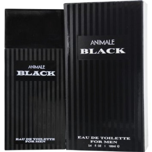 ANIMALE BLACK EDT 3.4 OZ MAN