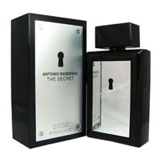 ANTONIO BANDERAS THE SECRET EDT 3.4 OZ MAN