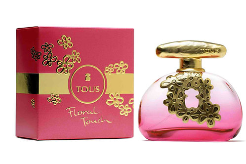 TOUS FLORAL TOUCH EDT 3.4 OZ WOMAN
