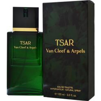 VAN CLEEF & ARPELS TSAR EDT 3.3 OZ MAN