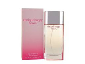 CLINIQUE HAPPY HEART PERFUME 3.4 OZ WOMAN