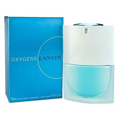 LANVIN OXYGENE EDP 2.5 OZ WOMAN