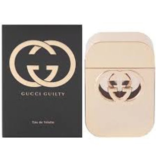 GUCCI GUILTY EDT 2.5 OZ WOMAN