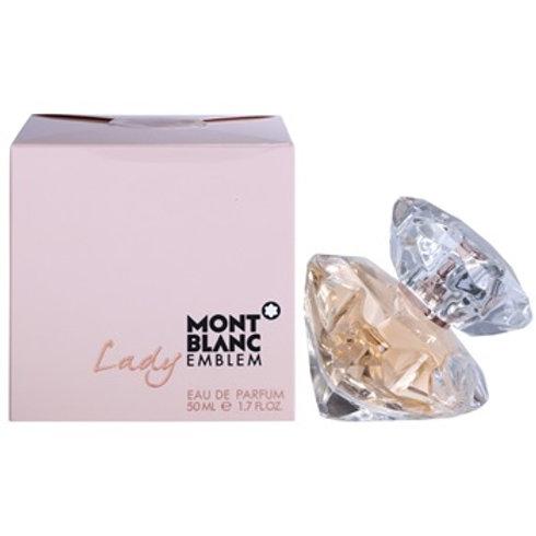 MONT BLANC LADY EMBLEM EDP 2.5 OZ FOR WOMAN