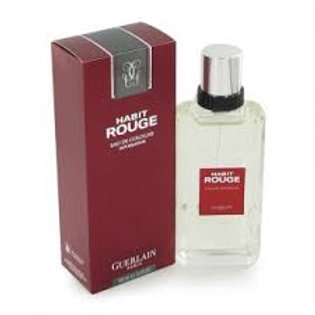 GUERLAIN HABITAT ROUGE EDT 3.4 OZ MAN