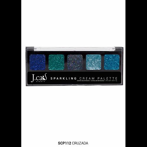 JCATS SPARKLING CREAM PALETTE SCP 112