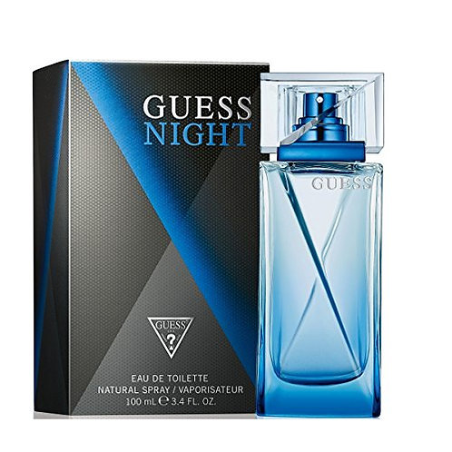 GUESS NIGHT EDT 3.4 OZ MAN