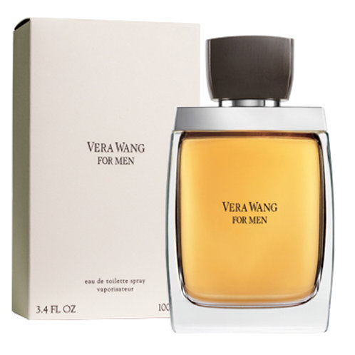 VERA WANG EDT 3.4 OZ FOR MAN