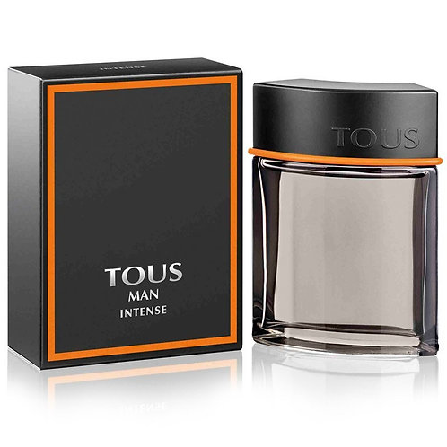 TOUS MAN INTENSE EDT 3.4 OZ MAN