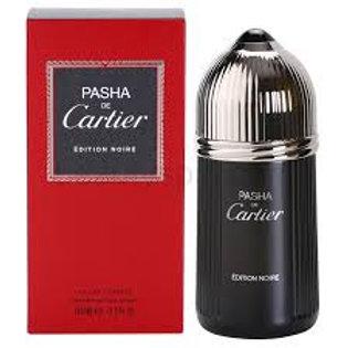 CARTIER PASHA EDITION NOIR EDT 3.3 OZ MAN