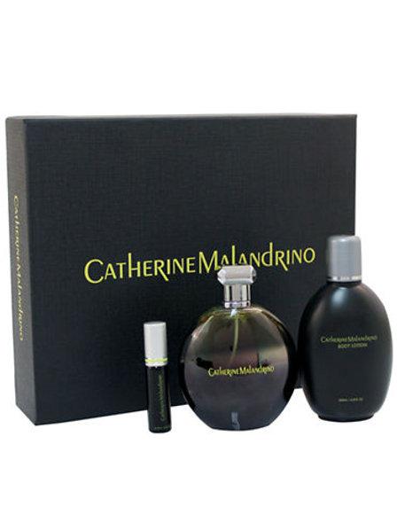 CATHERINE MALANDRINO GIFT SET WOMAN (EDP 3.4 + EDP MINI 0.34 + BL 6.8)
