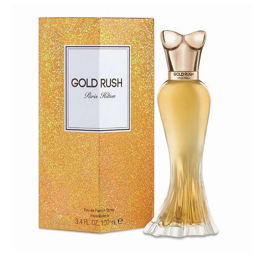 PARIS HILTON GOLD RUSH EDP 3.4 OZ WOMAN