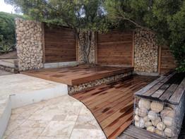 Project: Aanleg van houten terras